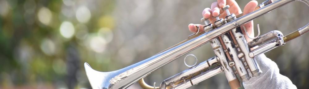 Trumpet på blåsarläger i Jönköping
