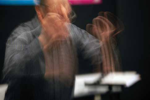 Dirigentkurs - Svensk Musik med Mission